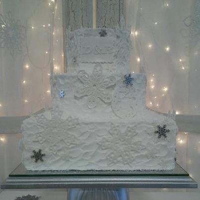 Racheal-wedding cake