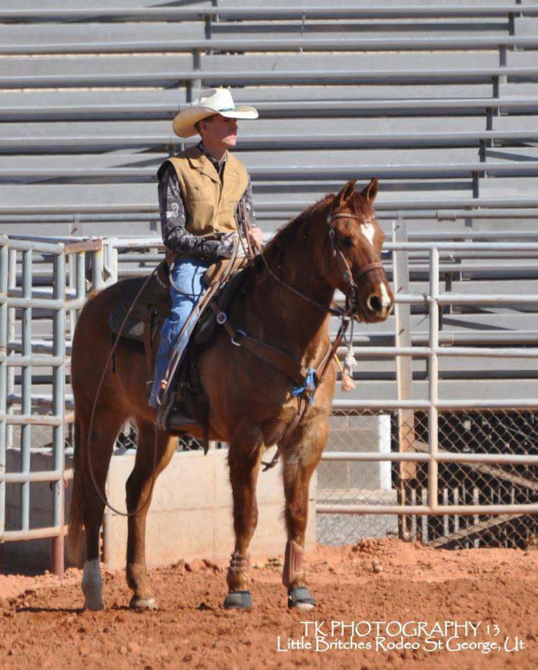 Brent All Around Cowboy