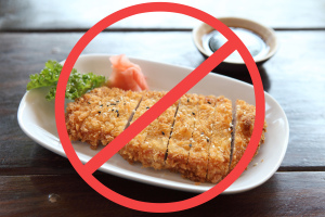 No Fried Pork