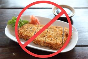 No Fried Pork