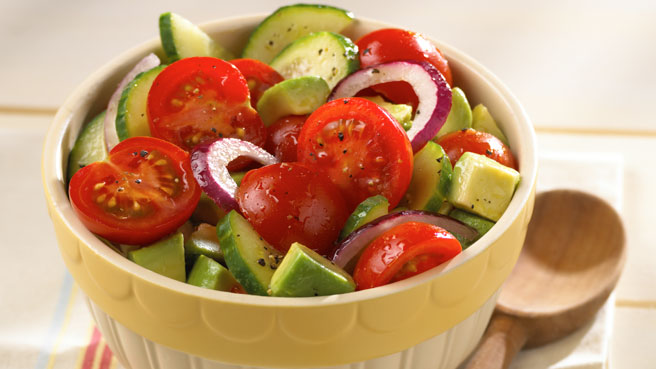 avocado-tomato